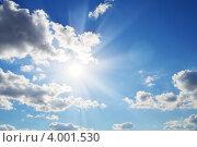 Купить «Красивый небесный пейзаж», фото № 4001530, снято 23 августа 2012 г. (c) Наталья Спиридонова / Фотобанк Лори