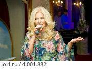 Купить «Таисия Повалий», эксклюзивное фото № 4001882, снято 3 ноября 2012 г. (c) Михаил Ворожцов / Фотобанк Лори