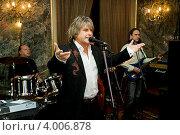 Купить «Алексей Глызин», эксклюзивное фото № 4006878, снято 3 ноября 2012 г. (c) Михаил Ворожцов / Фотобанк Лори