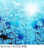 Купить «Рождественский фон», фото № 4012446, снято 9 февраля 2010 г. (c) ElenArt / Фотобанк Лори