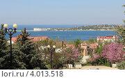 Купить «Севастопольская бухта. Крым», эксклюзивное фото № 4013518, снято 30 апреля 2012 г. (c) Rekacy / Фотобанк Лори