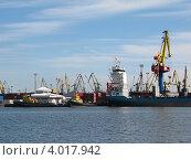 Купить «Калининградский порт», эксклюзивное фото № 4017942, снято 25 июня 2008 г. (c) Ната Антонова / Фотобанк Лори
