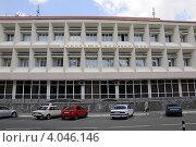 Купить «Научная библиотека АГУ – Майкоп, Адыгея», фото № 4046146, снято 24 июня 2011 г. (c) Олег Пчелов / Фотобанк Лори