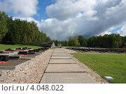 Купить «Мемориал сгоревшей деревне Хатынь», фото № 4048022, снято 21 августа 2011 г. (c) Акоп Васильян / Фотобанк Лори