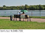 Купить «Коломенский парк, Москва», эксклюзивное фото № 4048730, снято 29 июля 2012 г. (c) lana1501 / Фотобанк Лори