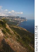 Мыс Айя. Крым (2011 год). Стоковое фото, фотограф Павел Спирин / Фотобанк Лори