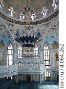 Купить «Мечеть Кул-Шариф в Казанском кремле», фото № 4064262, снято 28 июня 2010 г. (c) Наталья Волкова / Фотобанк Лори