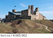 Купить «Замок Ливонского ордена в Раквере. Эстония», фото № 4065062, снято 30 апреля 2012 г. (c) Виктор Карасев / Фотобанк Лори