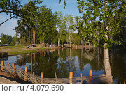 Городской парк отдыха. Стоковое фото, фотограф Павел Спирин / Фотобанк Лори