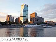 Центр международной торговли (2011 год). Редакционное фото, фотограф Борис Антонов / Фотобанк Лори