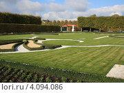 Купить «Ганновер. Большой парк Herrenhausen», фото № 4094086, снято 18 октября 2009 г. (c) Борис Кунин / Фотобанк Лори