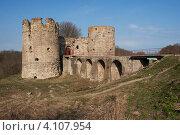Крепость Копорье (2008 год). Стоковое фото, фотограф Наталья Наточина / Фотобанк Лори