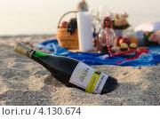 Летний пикник на пляже (2012 год). Редакционное фото, фотограф Михаил Бессмертный / Фотобанк Лори