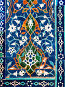 Старинный орнамент на стене, Узбекистан, фото № 4146530, снято 6 декабря 2016 г. (c) Liseykina / Фотобанк Лори