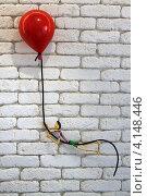 Стена. Стоковое фото, фотограф Александр Карабанов / Фотобанк Лори
