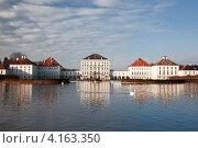Дворец Нимфенбург (Schloss Nymphenburg). Мюнхен. Бавария. Германия (2012 год). Стоковое фото, фотограф Наталья Волкова / Фотобанк Лори