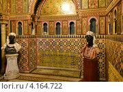 Купить «Юсуповский дворец на Мойке. Мавританский стиль», эксклюзивное фото № 4164722, снято 4 января 2013 г. (c) Александр Алексеев / Фотобанк Лори