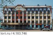 Драматический театр в Воркуте (2012 год). Редакционное фото, фотограф Александр Брезденюк / Фотобанк Лори