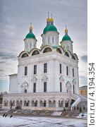 Успенский собор. Астраханский кремль (2013 год). Редакционное фото, фотограф Кузякин Иван / Фотобанк Лори