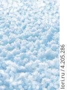 Купить «Фон из кристаллов льда», фото № 4205286, снято 8 ноября 2009 г. (c) Икан Леонид / Фотобанк Лори
