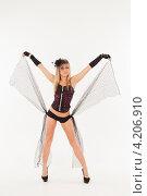 Купить «Бабочка», фото № 4206910, снято 12 января 2013 г. (c) Литвяк Игорь / Фотобанк Лори