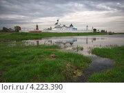 Бобреневский монастырь (2012 год). Стоковое фото, фотограф Алексей Сергевич / Фотобанк Лори