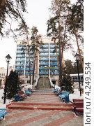 Санаторий Надежда город Тольятти (2013 год). Редакционное фото, фотограф Сергей Хрушков / Фотобанк Лори
