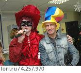 Купить «Актер театра и кино Александр Дедюшко», фото № 4257970, снято 14 января 2006 г. (c) Александр С. Курбатов / Фотобанк Лори
