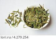 Чай Лун Цзин (Колодец Дракона) Стоковое фото, фотограф Марина Гуменюк / Фотобанк Лори