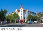 Гостиница Украина (2011 год). Редакционное фото, фотограф Роман Басманов / Фотобанк Лори