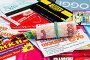 Дисконтные карты и российские деньги, эксклюзивное фото № 4296842, снято 14 февраля 2013 г. (c) Игорь Низов / Фотобанк Лори