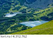 Купить «Летние горы Татры, Польша», фото № 4312762, снято 14 июля 2012 г. (c) Юрий Брыкайло / Фотобанк Лори