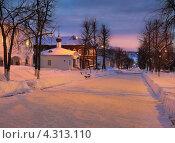 Кострома. Молочная гора (2013 год). Стоковое фото, фотограф Елена Рубинская / Фотобанк Лори