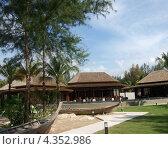 Таиландское поселение (2006 год). Стоковое фото, фотограф Татьяна Давыдова / Фотобанк Лори