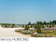 Сад Версальского дворца. Франция (2012 год). Редакционное фото, фотограф юлия заблоцкая / Фотобанк Лори