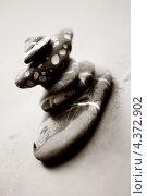 Стопка камней. Стоковое фото, фотограф Александра Ткачук / Фотобанк Лори
