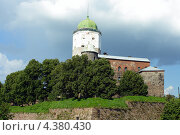 Купить «Выборгский замок», фото № 4380430, снято 18 августа 2012 г. (c) Ольга Остроухова / Фотобанк Лори