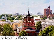 Купить «Храмы Ярославля», фото № 4390050, снято 11 июня 2012 г. (c) Хайрятдинов Ринат / Фотобанк Лори