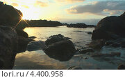 Восход на острове Хайнань. Стоковое видео, видеограф Максим Марков / Фотобанк Лори