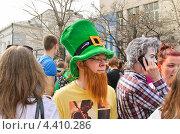 """Купить «Участники парада мыльных пузырей """"Dreamflash""""», эксклюзивное фото № 4410286, снято 22 апреля 2012 г. (c) Алёшина Оксана / Фотобанк Лори"""