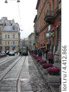 Купить «Украина. Львов», фото № 4412866, снято 13 октября 2012 г. (c) natalya ryzhko / Фотобанк Лори