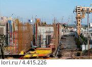 Купить «Стройка», эксклюзивное фото № 4415226, снято 23 сентября 2012 г. (c) Зобков Георгий / Фотобанк Лори