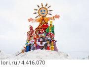 Купить «Масленица», фото № 4416070, снято 17 марта 2013 г. (c) Володина Ольга / Фотобанк Лори