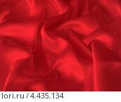 Купить «Красный шелковый фон», фото № 4435134, снято 11 марта 2013 г. (c) Светлана Ильева (Иванова) / Фотобанк Лори