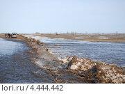 Вода с полей. Стоковое фото, фотограф Ольга Бережнова / Фотобанк Лори
