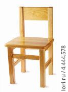 Деревянный стул. Стоковое фото, фотограф Алексей Лукин / Фотобанк Лори