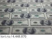 Денежные купюры. Стоковое фото, фотограф денис рожко / Фотобанк Лори