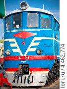 Белорусский поезд (2012 год). Редакционное фото, фотограф Марина Таланина / Фотобанк Лори