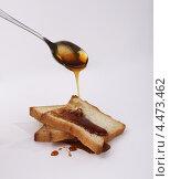 Текущий мед. Стоковое фото, фотограф Алиев Игорь Геннадьевич / Фотобанк Лори