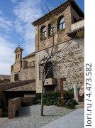 Купить «Дом-музей Эль-Греко в Толедо. Испания», фото № 4473582, снято 3 марта 2013 г. (c) Аркадий Захаров / Фотобанк Лори